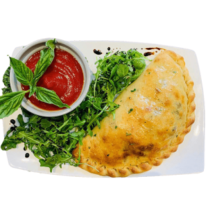 Veggie-Stuffed Calzone