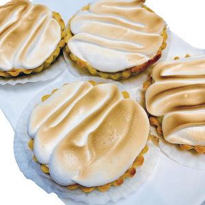 Lemon Merengue Tart